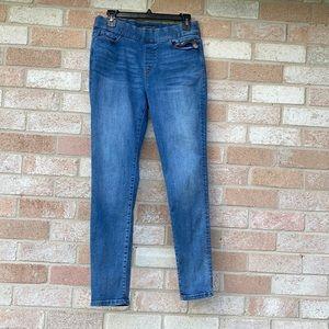 Tommy Hilfiger Gramercy Pull-On Jeans 6-pocket Sz8